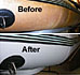 Inflatable boat repair paint for dinghies